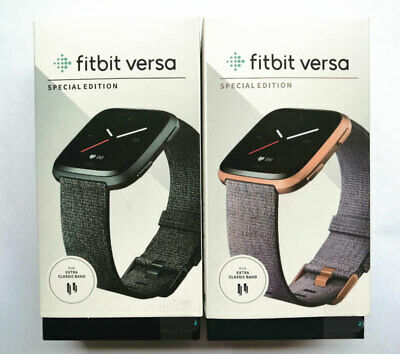 $ CDN145.51 • Buy Original Fitbit Versa SE Special Edition Smartwatch Fitness Activity Tracker New