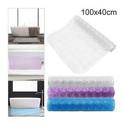 £5.49 • Buy Extra Large Strong Suction Grip Mat Anti-Mold Rubber Non-Slip Shower Bath  Mats