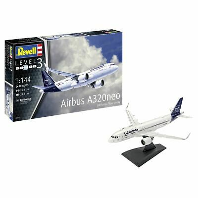 £17.73 • Buy Revell Reve03942 Airbus A320 Neo Lufthansa New Livery 1/144
