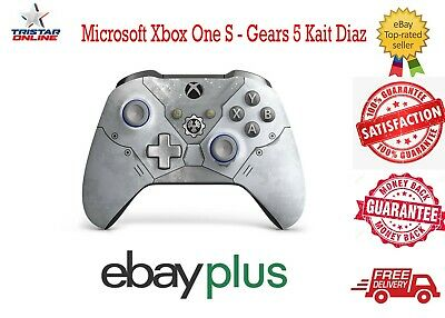 AU110 • Buy Microsoft Xbox One S Wireless Controller Gears 5 Kait Diaz Ltd Edition Joystick