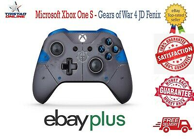 AU99 • Buy Microsoft Xbox One S Wireless Controller Gears Of War 4 JD Fenix Joystick AU