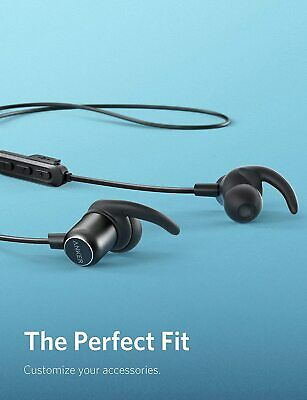 AU72.08 • Buy Wireless Headphones,Soundbuds SlimBluetooth Bluetooth 4.1 Lightweight Stereo Ear