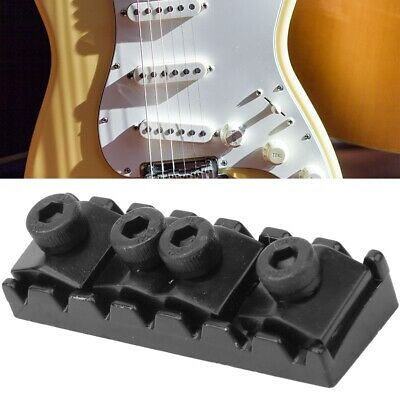 AU5.24 • Buy Electric Guitar Locking Nut For 7 String Dual Rocking For Musical Instrument Kit