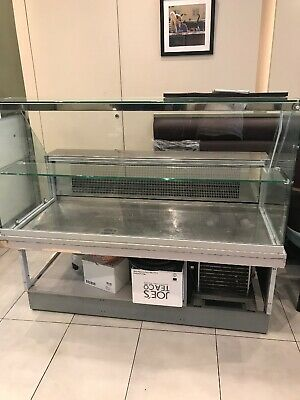 1.5 SERVE OVER DISPLAY COUNTER CHILLER FRIDGE DELI COUNTER , Ozono Protetto • 500£