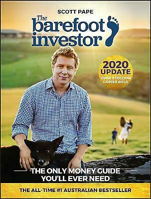 AU19.86 • Buy The Barefoot Investor - 9780730324218