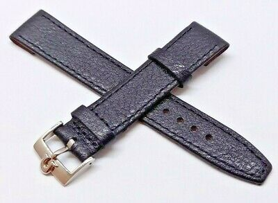OMEGA LEATHER WATCH STRAP 18mm • 29.99£