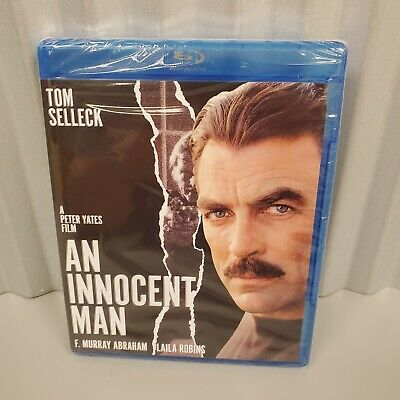 £8.14 • Buy Tom Selleck Blu Ray An Innocent Man New Factory Sealed