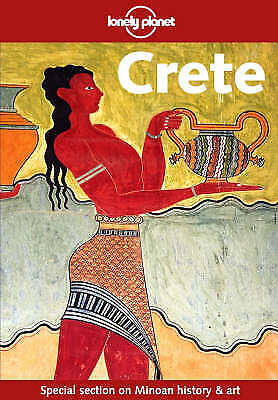 Good, Crete (Lonely Planet Regional Guides), Hellander, Paul,Oliver, Jeanne, Boo • 2.74£