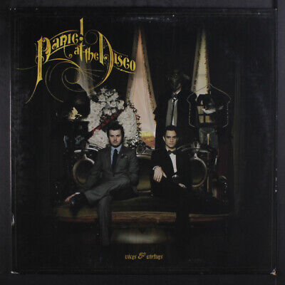 £126.67 • Buy PANIC AT THE DISCO: Vices & Virtues Decaydance 12  LP 33 RPM