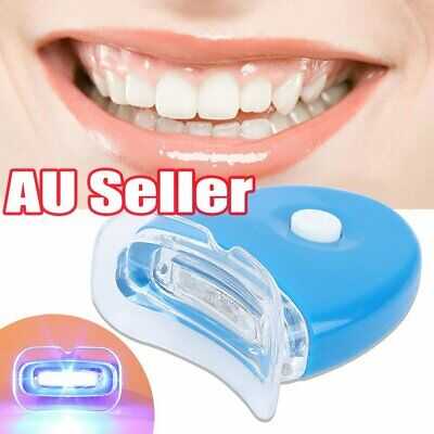 AU13.99 • Buy LED Light Teeth Whitening Tooth Gel Whitener Health Oral Care For Personal UY