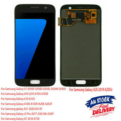 AU38.24 • Buy LCD Display Touch Screen Digitizer Replacement For Samsung All Model Universal