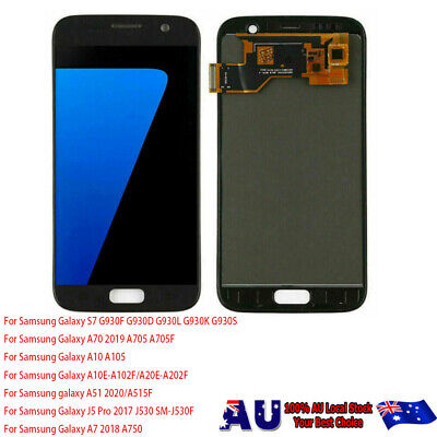 AU38.59 • Buy LCD Display Touch Screen Digitizer Replacement For Samsung Huawei Xiaomi AU