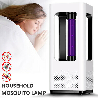 AU14.11 • Buy Electric Mosquito Light UV Lamp Insect Trap Mosquito Bug Fruit Fly Gnat Killer