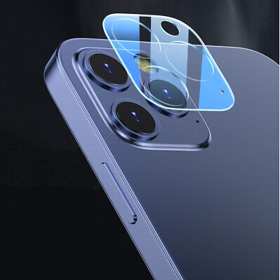 £1.29 • Buy 9H Camera Lens For IPhone 12, 11 Pro MAX Case Protector Tempered Glass Cover