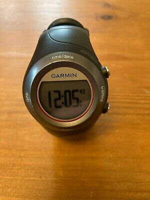 Garmin Forerunner 410 GPS Sports Running Watch With Charger  Used  • 32.50£