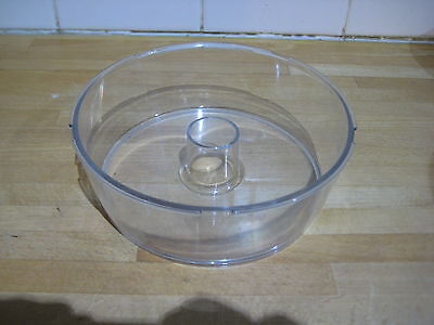 Dualit Food Processor XL1500 Spare Part - Small Bowl - Barely Used Condition • 13.99£