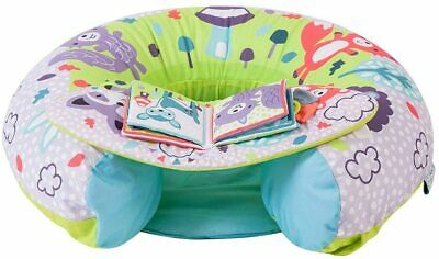 Sit Me Up Inflatable Ring Baby Play Chair Tray Playnest Activity Seat • 21.49£