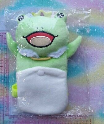 £14 • Buy Pierre Frog - The Idol Master: Side M Official Japanese Plush Bag Purse NEW