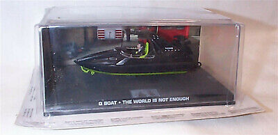$ CDN19.20 • Buy James Bond 007 Q Boat The World Is Not Enough New In Sealed Outer