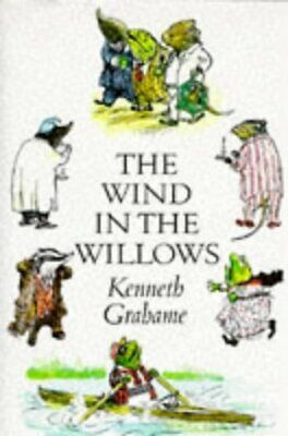 (Very Good)-The Wind In The Willows (Hardcover)-Kenneth Grahame-0416169805 • 2.95£