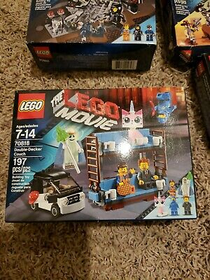 $ CDN72.21 • Buy Brand New Sealed LEGO 70818 The LEGO Movie Double-Decker Couch 197pcs