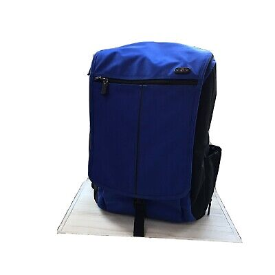 Swiss Army Back Pack Laptop Bag With Handle And Straps Blue And Black. Unique • 35.76£