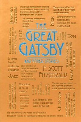 £10.36 • Buy The Great Gatsby And Other Stories By F. Scott Fitzgerald 9781645173496