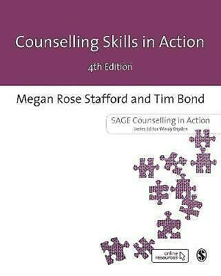Counselling Skills In Action - 9781473998186 • 22.11£