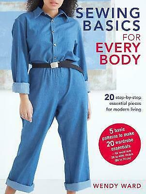 Sewing Basics For Every Body - 9781782497509 • 7.15£