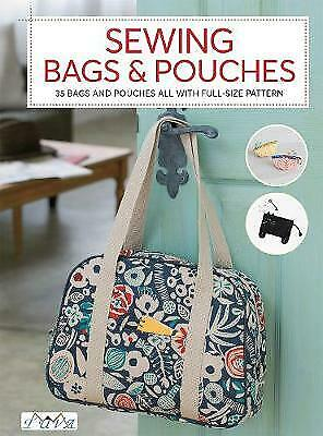Sewing Bags And Pouches - 9786059192781 • 8.64£