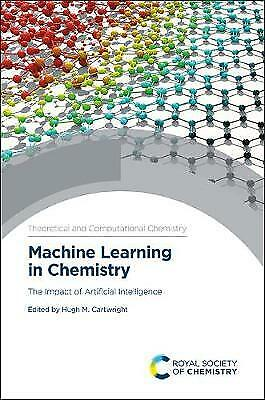 Machine Learning In Chemistry - 9781788017893 • 136.35£
