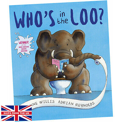 Who's In The Loo? - Jeanne Willis (2007, Paperback) BRAND NEW • 8.39£