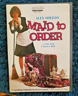 $19.97 • Buy Maid To Order (DVD, 2002) ALLY SHEEDY BEVERLY D'ANGELO
