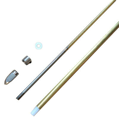 4mm Flex Shaft Cable Drive Dog Prop Nut & 350mm/350mm Tube For Rc Boat Tools • 16.39£