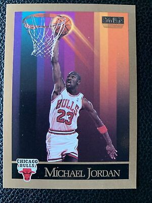 $26 • Buy 1990 SkyBox Michael Jordan #41 Beautiful Card Rare Golf Swing