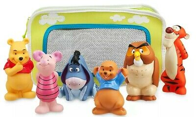 £21.72 • Buy Winnie The Pooh And Pals Bath Toy Set For Baby