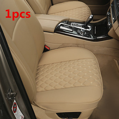 $ CDN29.60 • Buy Car Seat Cover PU Leather Front Set Full Surrounding Cushion Protector Interior