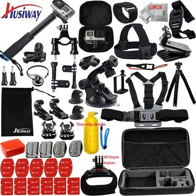 $ CDN25.48 • Buy Camera Accessories Kit For Gopro Hero 9 8 7 6 5 Black Hero 4 3 Session DJI Osmo
