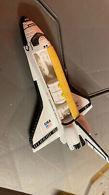 Realtoy Space Shuttle Missing Door Toy Diecast  • 3.99£