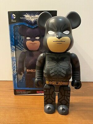 $475 • Buy Medicom Bearbrick | 400% Batman The Dark Knight Rises BRAND NEW NEVER DISPLAYED