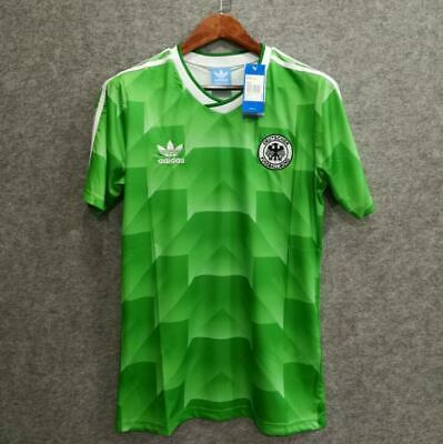 1990 Germany Away Shirt Retro Vintage Jersey Size S-2XL • 27.99£
