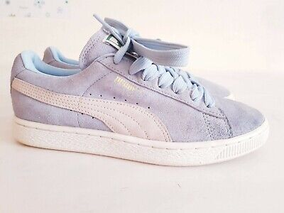Puma Clyde Blue Men (Super Rare) Size 4 • 64.99£