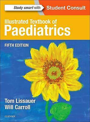Illustrated Textbook Of Paediatrics - 9780723438717 • 34.79£