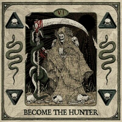 Suicide Silence - Become The Hunter - New CD Album • 7.99£