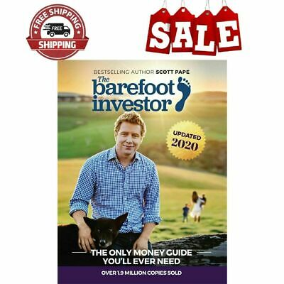 AU23.49 • Buy The Barefoot Investor 2020 Update   Paperback Book   BRAND NEW   FREE SHIPPING