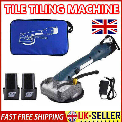 £43.89 • Buy Tile Vibrator Suction Cup Professional Tiling Tools Machine Floor Laying Machine