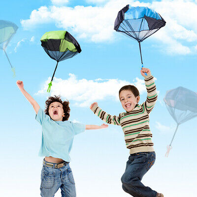 Outdoor Gift Children Play Soldier Funny Hand Throwing Educational Parachute Toy • 3.39£