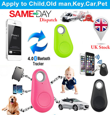 Device Bluetooth 4.0 Car Key GPS Tracker Locator Itag Itrace Find My Keys Pet UK • 2.99£