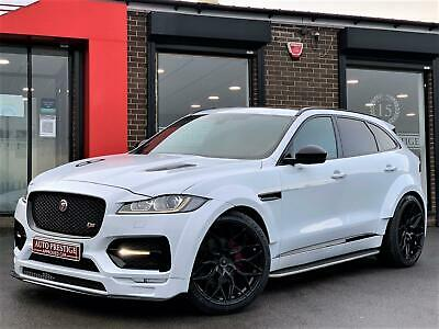 2016 66 Jaguar F-PACE 3.0TD V6 ( 300ps ) ( AWD ) S GTS WIDEBODY  • 37,990£