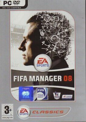 £2.45 • Buy FIFA Manager 08 Classic PC DVD Game